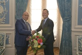 Jan Franx nieuwe burgemeester Koggenland