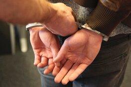 Verdachte van inbraak aangehouden