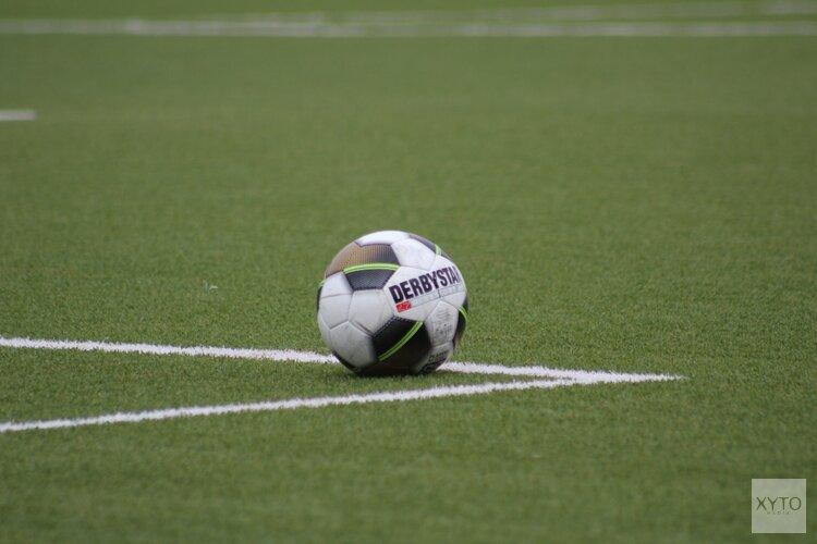 SC Dynamo wint derby bij Victoria O, ruime nederlaag Apollo '68