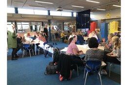 Feestelijke 'aftrap' nieuw te realiseren kindcentrum Avenhorn