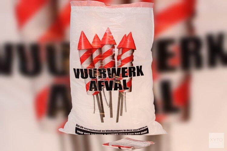 #KNALWEG. Ik ruim mijn vuurwerk op!