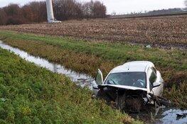 Automobiliste gewond na ongeval A7 bij Oudendijk