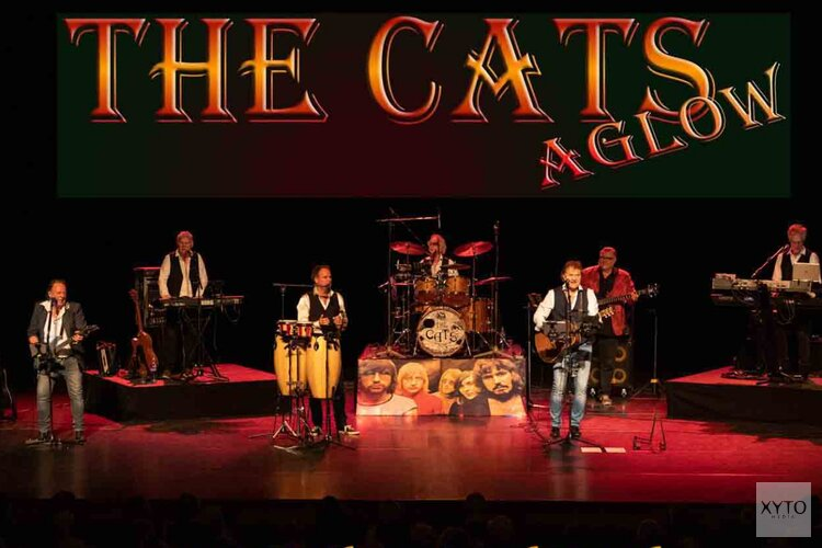 Zaterdag 8 februari in de rode leeuw: The Cats Aglow