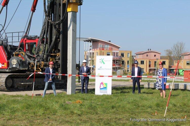 Bouw Kindcentrum Avenhorn gestart