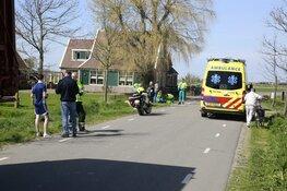 Twee fietsers gewond bij ongeval in Spierdijk