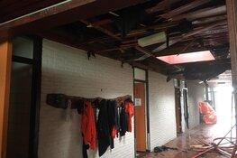Verdachte brand voetbalclub Victoria-O op vrije voeten: schade is enorm