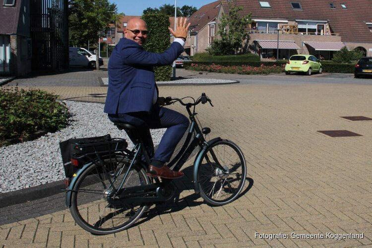 Afscheid burgemeester Franx