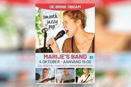 Laatste kans! Smooth Jazzy Pop in De Brink op 4 oktober