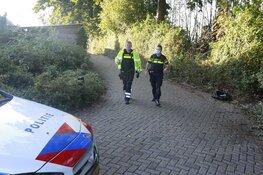 Inbrekers met buit op de vlucht voor politie in Obdam, verdachte aangehouden