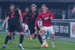 AZ houdt Real Sociedad knap op 0-0