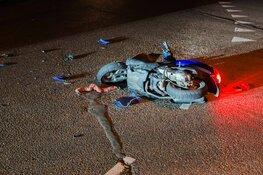 Scooterbestuurder aangereden in Ursem